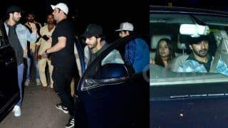 Varun Dhawan - Natasha Dalal go Out With Ranbir Kapoor and Varun Sharma; Check Pictures