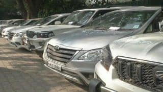 अब वाहन चोरी रोकने आई ये माइक्रोडॉट तकनीक, दिल्ली से होगी शुरुआत