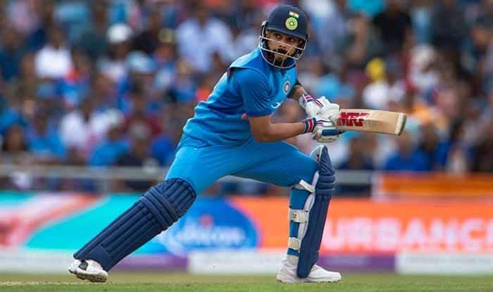 Virat Kohli stars as Indian batsmen show up Australia