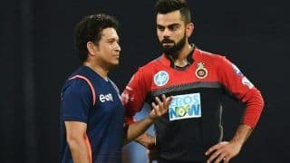 Hafeez Picks Tendulkar, Kohli in His All-Time List of Top-5 Batsmen