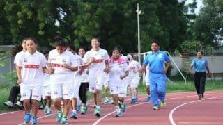 Coaching Camp For Visually Challenged Women Athletes Concludes