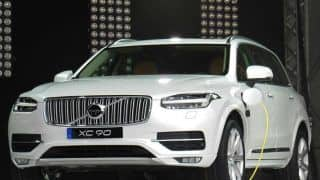 Volvo launches hybrid SUV XC90 T8 Excellence at Rs 1.25 crore