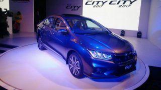 Honda City 2017 facelift crosses 5,000 bookings in less than 2 weeks