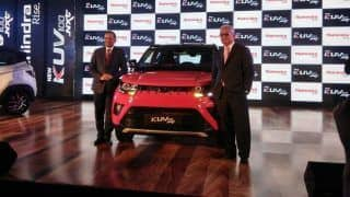 Mahindra KUV100 NXT 2017 Launched: Price in India starts at INR 4.39 Lakh