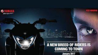 Yamaha FZ 250 bookings begin; India launch on 24 January 2017