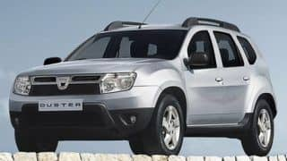 Renault Duster to be launched in UK at the Goodwood festival