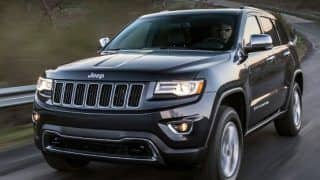 Jeep Grand Cherokee India launch by festive season; specifications & price