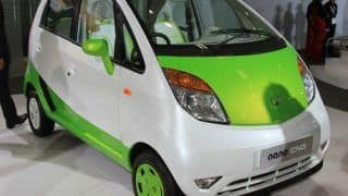Tata Nano CNG will arrive by March 2013