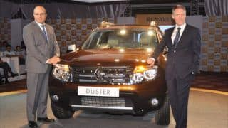 Renault Duster gets over 6,000 bookings in less than a week