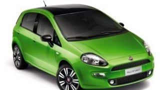 Fiat shows another Punto facelift