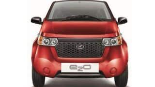 Mahindra Reva e2o to hit the market on March 18
