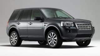 Land Rover Freelander to be made in India