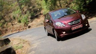 Honda Amaze prices hiked by up to Rs 8,000