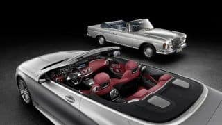Mercedes-Benz to unveil S Class Cabriolet at Frankfurt Motor Show