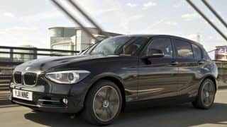 BMW 1-series to be launched in India tomorrow