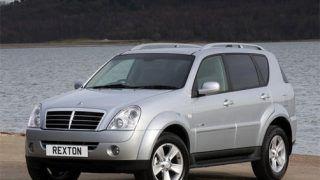 2012 Auto Expo - Mahindra to showcase Ssangyongs at Delhi Auto Expo