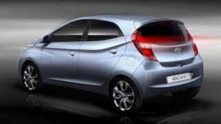 Hyundai Eon will be launched tomorrow