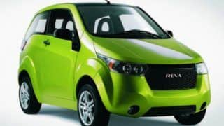 Mahindra & SsangYong tie up for EVs