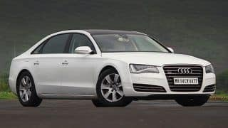 Official: Audi to unveil the A8L 4.2 TDI quattro in India on August 3, 2012