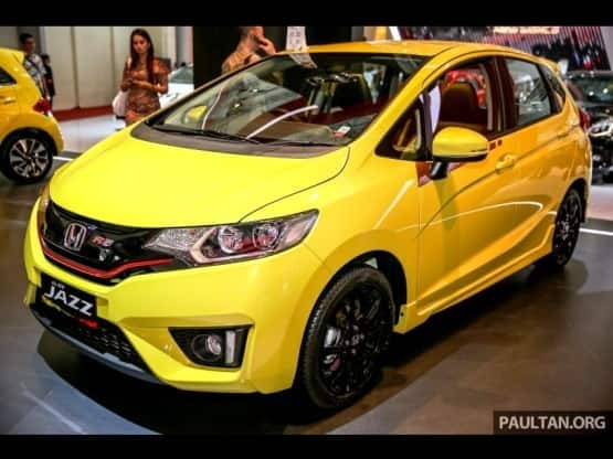 Honda Jazz Rs Cvt Special Edition Showcased At Giias News Cars