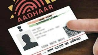 Aadhaar Can Now Be Used For Cash Transactions Over Rs 50,000: Official
