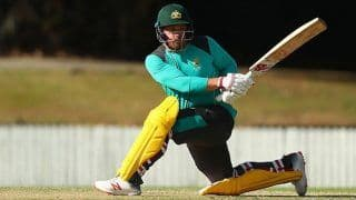Five Uncapped Players Including Aaron Finch Named in Australia Squad For Two-Test Series Against Pakistan