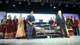 BMW 6-Series Gran Coupe launched in India at Rs 86.40 lakh