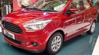 Ford India reports 4.67% decline in total sales, but stays optimistic about upcoming compact sedan Figo Aspire