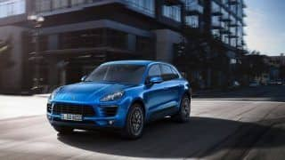 2013 LA Auto Show - All-new Porsche Macan officially revealed