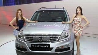 Mahindra may bring in facelifted SsangYong Rexton W to India