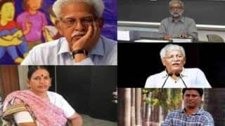 Bhima Koregaon Violence Case: SC to Deliver Verdict on Arrests of Five Activists Today