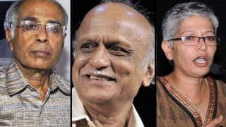 Same Right-Wing Group Behind Killings of Gauri Lankesh, Dabholkar And Kalburgi: Official