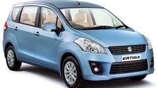 Maruti Suzuki Ertiga gathers 400 bookings on the first day of its launch