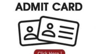 RSMSSB Exam 2018: Rajasthan Staff Selection Board Releases Admit Card For Informatics Assistant Post at recruitment.rajasthan.gov.in