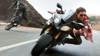 BMW adds some real action to Mission Impossible 5 with M3 sports car and S1000RR superbike