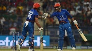 Asia Cup 2018:Rashid Khan Stars With Both Bat And Ball as Afghanistan Thump Bangladesh in Final Group Stage Encounter