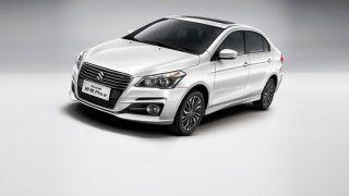 Suzuki Alivio Pro (Maruti Ciaz) Launched in China; India Launch in 2018