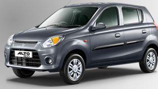 Maruti Suzuki Alto crosses 1 lakh sales since Janaury 2017; once again tops the entry level segment in India