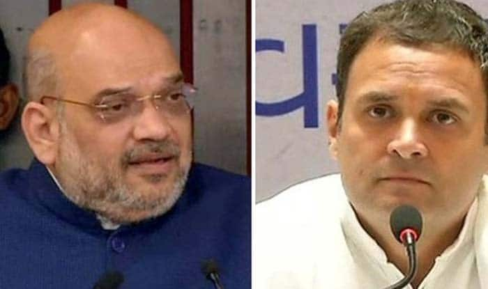 Rafale Debate in Lok Sabha: Amit Shah Lauds Nirmala Sitharaman For 'Completely Demolishing Congress's Lies'; Rahul Gandhi Says She 'Ran Away' From His Questions