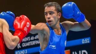 Amit Panghal Continues Golden Run; Silver For Bisht at Asian Championships