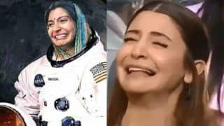 Anushka Sharma Makes The Viral Crying Meme Face From Sui Dhaaga in Funny Video, Watch