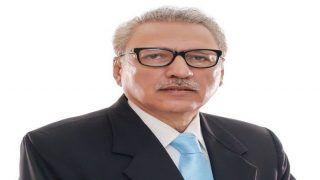 इमरान खान की पार्टी के आरिफ अलवी बने पाकिस्तान के 13वें राष्ट्रपति