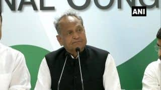 Bharat Bandh Was Successful Across Country, People Taught Government Lesson: Congress Leader Ashok Gehlot