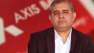 Amitabh Chaudhry to Succeed Shikha Sharma as Axis Bank CEO & MD to End in December