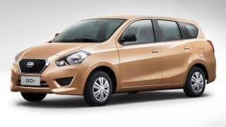 Datsun Go+ Launched in India at INR 3.79 lakhs: Nissan receives 100 pre-bookings for compact family wagon Go+