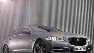 Jaguar launches XJ Supersport Taxi service at Nurburgring