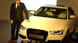 New Audi A4 launched in India for Rs 27.33 lakh