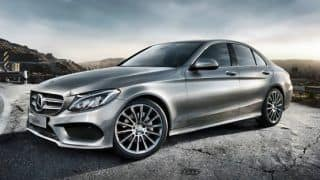 Mercedes-Benz C-Class Diesel Launched: Price in India starts at INR 39.9 lakh for C-Class C220