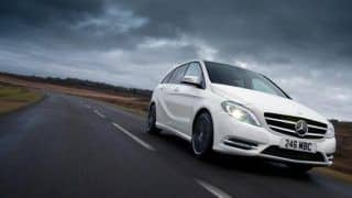 Mercedes UK adds all-wheel drive and ECO versions of the A-Class and B-Class