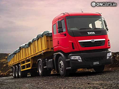 Tata Motors' heavy trucks being offered with up to Rs 5 lakh discount